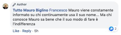 Mauro - Indifferenza